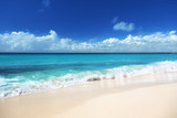 beach on Catalina island Dominican republic - 186918503