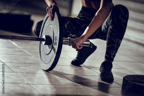 Fridge magnet Gym Day