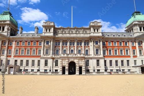 In de dag Londen Admiralty House, UK