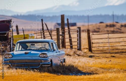 American Made Classic Car