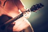 Guitar Neck Handling