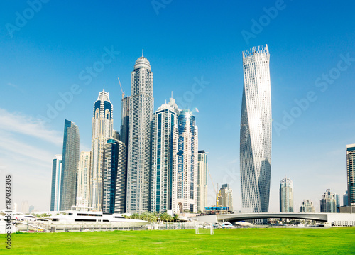 Poster Dubai Dubai Marina, UAE
