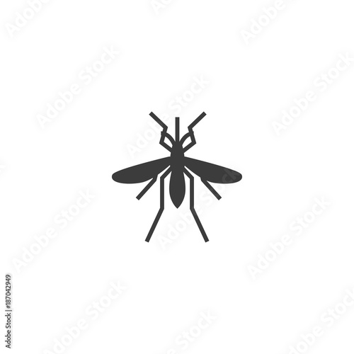 mosquito icon. sign design - 187042949