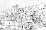 eastern city etude - 187078306