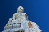 The Big Buddha in Phuket, Thailand. - 187086137