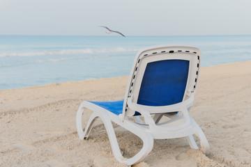 Weißer Sand und Türkises Wasser am Karibik Strand auf Kuba Varadero