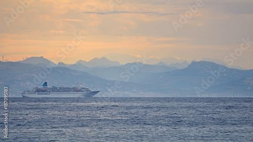 Strait of Gibraltar - 187095183