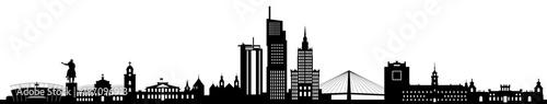 Skyline Warschau