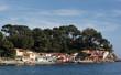 Anse Méjean sur littoral de Toulon