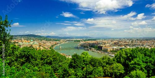 Papiers peints Budapest Budapest landscape