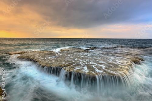 Foto Murales sea, beach, ocean