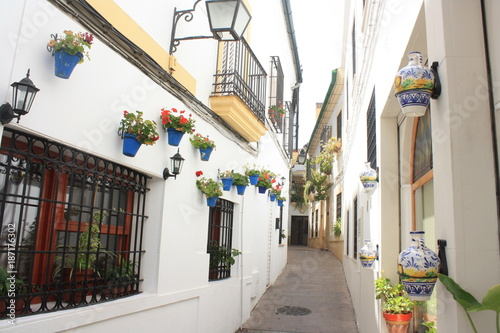 旧市街地@スペイン コルドバ