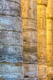 The great hypostyle hall, Karnak temple,  Luxor, Egypt - 187201119