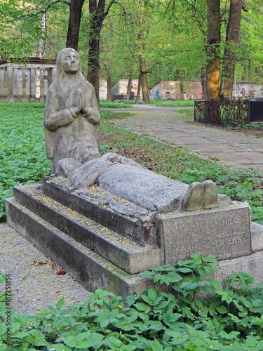 Great Cemetery - Riga, Latvia
