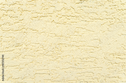 Tuinposter Betonbehang concrete texture with cream color. Texture for background.