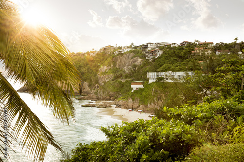 Joatinga beach (praia do Joa) in Rio de Janeiro, Brazil