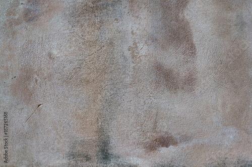 Papiers peints Beton An old rough meandering undulating concrete surface.