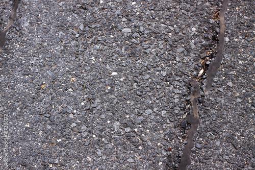 Keuken foto achterwand Stenen Bitumin asphalt texture