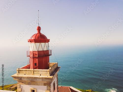 Cabo De Roca, Lighthouse Portugal Lisbon Poster