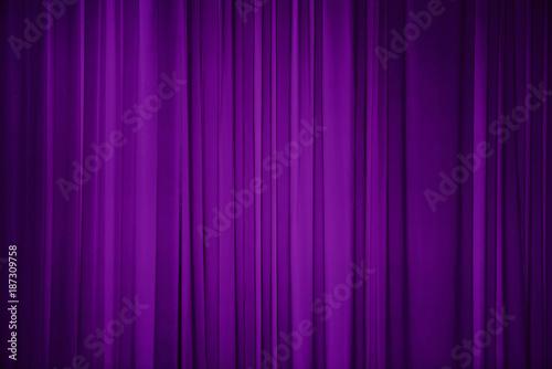 Purple fabric background. - 187309758