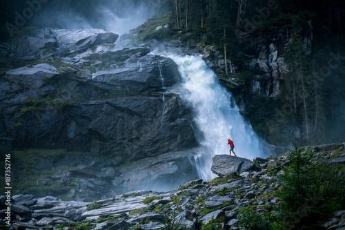 Krimmler Wasserfälle - Krimml - Nationalpark Hohe Tauern