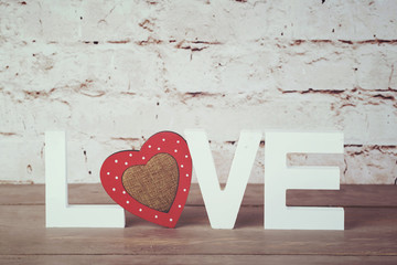 Love, feliz día de san valentin