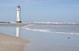 Lighthouse and sea - 187358334