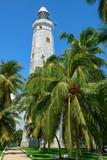 Dondra lighthouse - highest lighthouse on island Sri Lanka