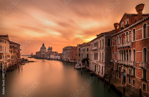 Sunrise at Venice