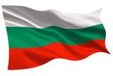 ブルガリア  国旗 旗 アイコン - 187389979
