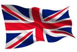 イギリス  国旗 旗 アイコン  - 187398512