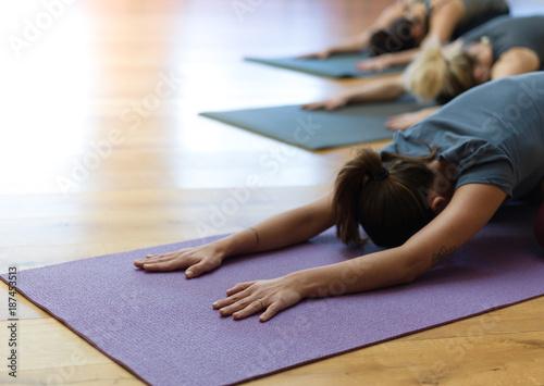 Poster Yoga and spirituality