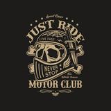 Motorcycle Club Illustration - 187458784