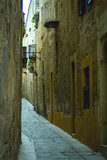 Traditional Maltese Architecture Malta Buildings Traditional Houses and Streets Tourism Concept Travel Background Exotic destinations