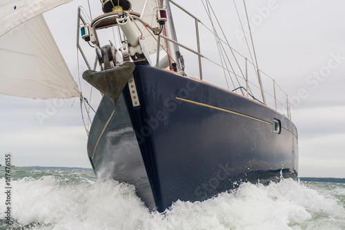 Aluminium Zeilen Sailing Boat Yacht