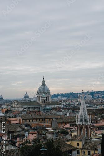 Fotobehang London Views of Rome