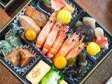 Japanese food Osechi