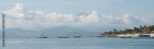 Fotobehang Bali Bali Clouds