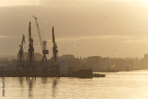 Belfast Harbour area