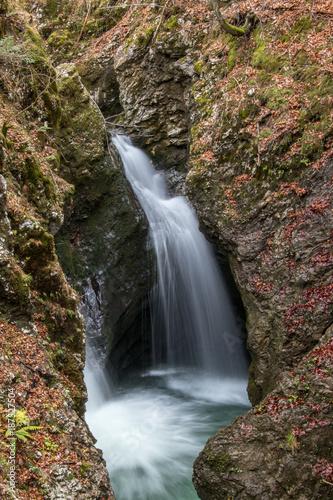 small beautiful cascades