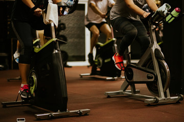 weightloss cycling indoors