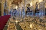 Moschee Hassan II Casablanca Innen Panorama - 187589721