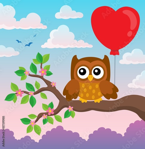 Valentine owl topic image 7