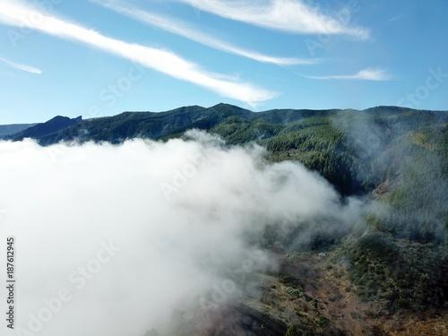 Fotobehang Pool Teide Volcano at Tenerife