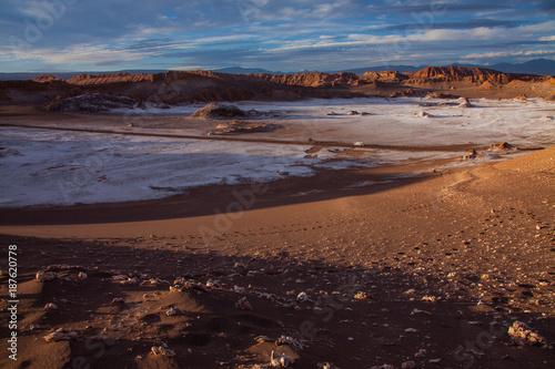Aluminium Strand Desert