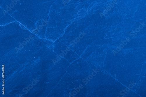 In de dag Stenen Dark blue slate background