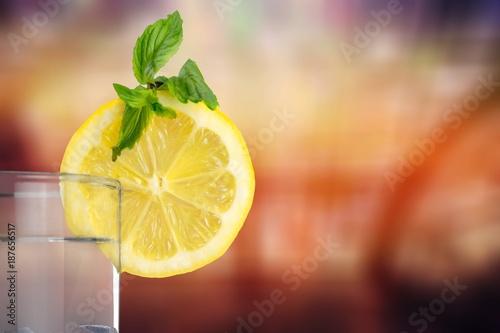Foto op Plexiglas Sap Lemon.