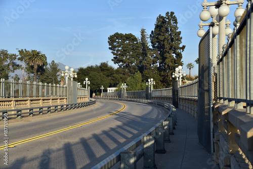 Foto Murales Historic old bridge