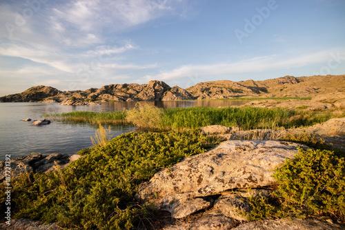 Foto Murales Bukhtarma Lake