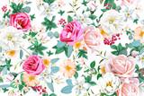 Spring seamless pattern 5